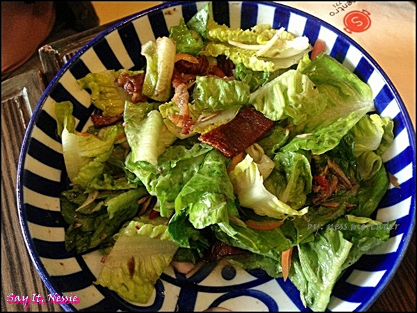Beef Pinoy Tapa Salad | Php180.00 | Rating: 4 out of 5