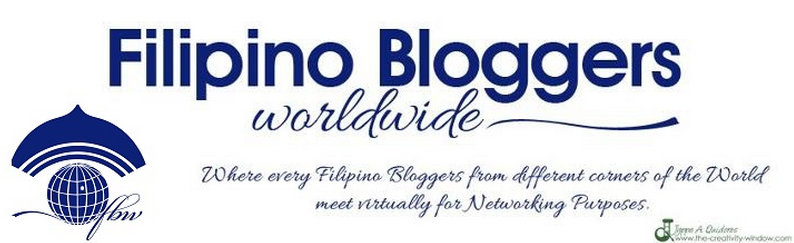 NezMercader | Say It, Nessie is a Member of Filipino Bloggers Worldwide